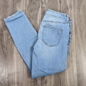 Dynamite CARA Distressed Jeans Size 27